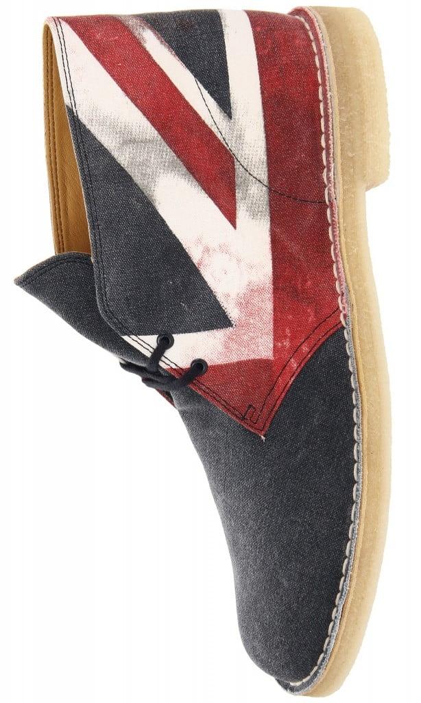 Clarks – Desert Boot in Union Jack