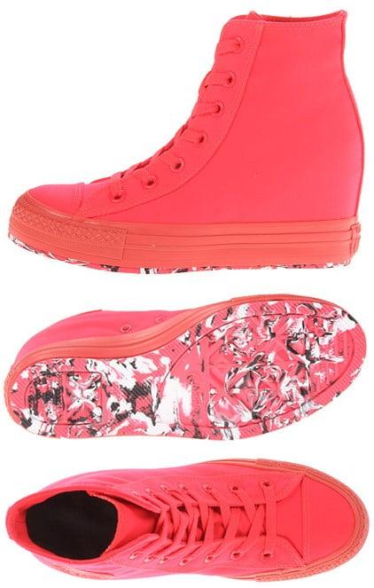 Converse Platform Diva Pink