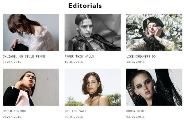 TEETH - Editorials