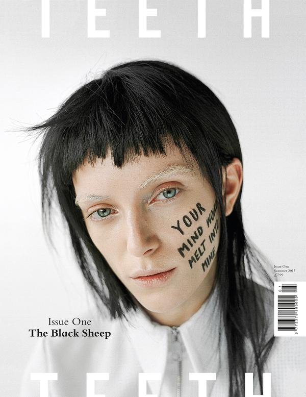 Teeth Magazine Issue One: Black Sheep AVAILABLE NOW!!! Purchase your debut issue today!!!