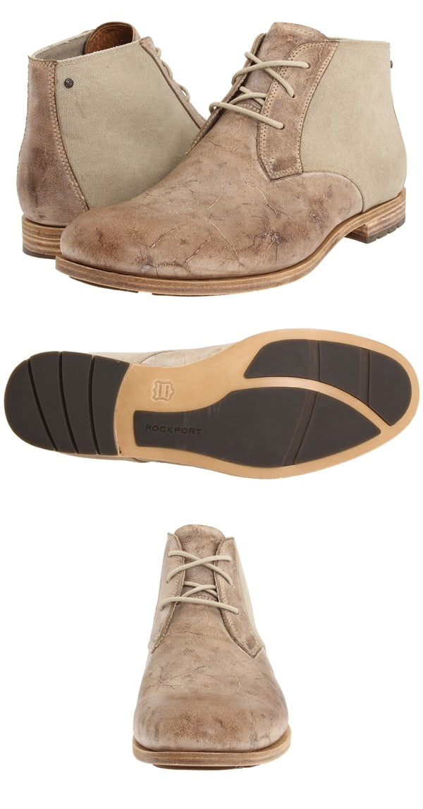 Rockport – Day to Night – Desert Boot