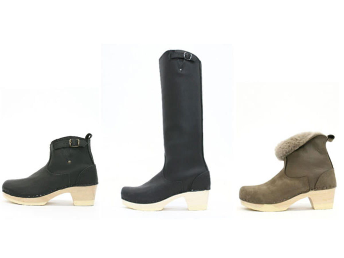 Clog + Boot Care