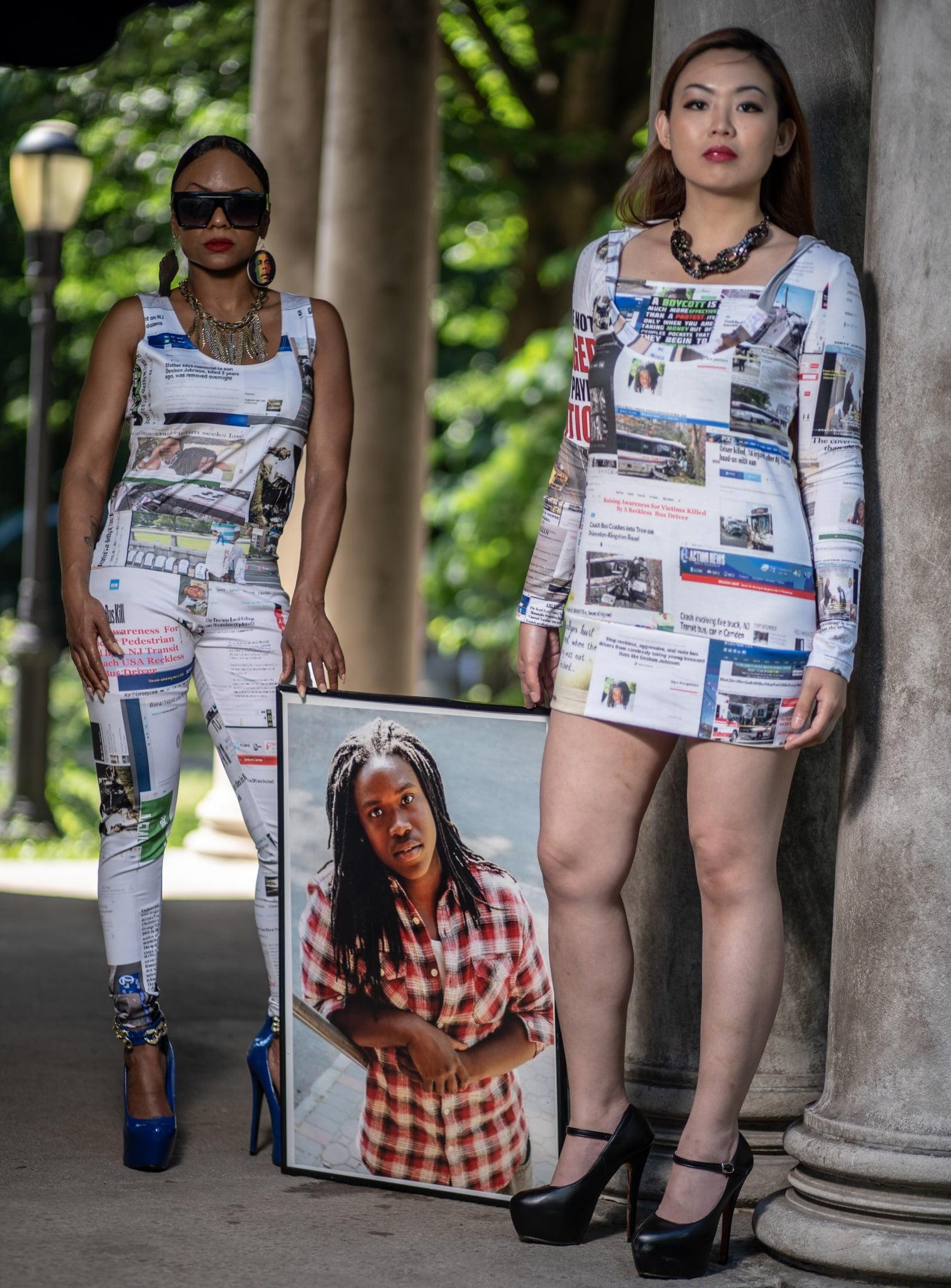 Interview with Noneillah's Celebrity Fashion Designer Naomi Johnson